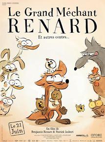 le-grand-méchant-renard-et-autres-contes